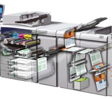Stampa digitale e macchine a toner